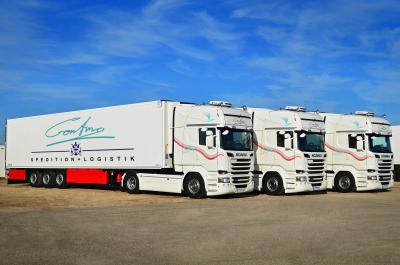 Transporte frigorífico Contino transporte y logística
