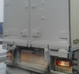 Transporte frigorifico